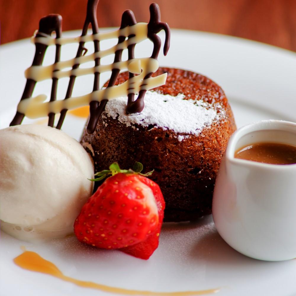 Food Photography - Pudding